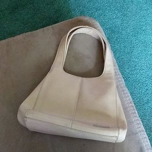 Nine & Company handbag. Med. Tan